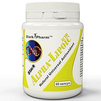 Alpha Lipoic Acid (ALA) 200 мг Stark Pharm 60 капс
