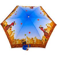 Зонт женский облегченный компактный механический ZEST (ЗЕСТ) Z55516-12