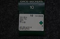 Иглы GROZ-BECKERT 16 Х 63 Н