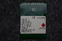 Иглы GROZ-BECKERT 134 LR