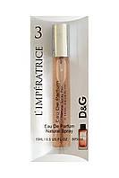 Мини-парфюм женский Dolce & Gabbana 3 L`Imperatrice  15 мл