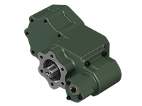 КОМ Eaton-Hema 570-542-640 (установка на задней части КПП, левое вращение)