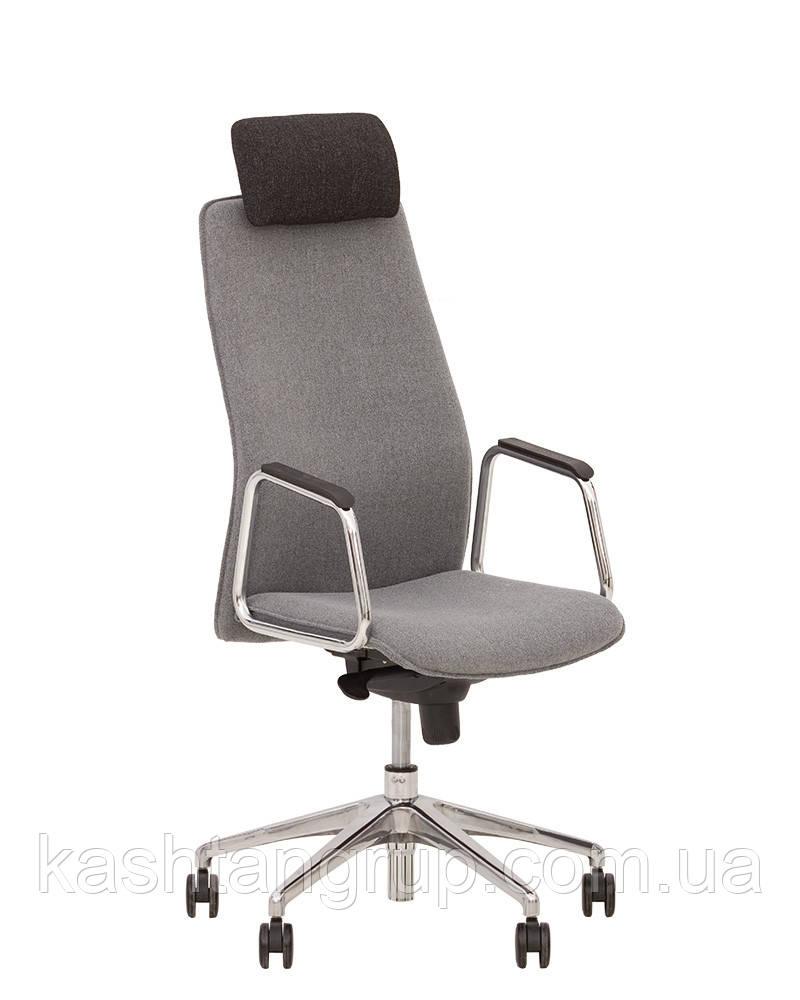 Кресло SOLO HR steel ES AL33