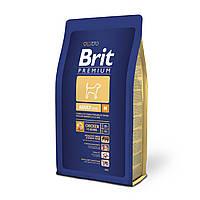 Brit Premium Adult Medium корм для собак средних пород, 3 кг