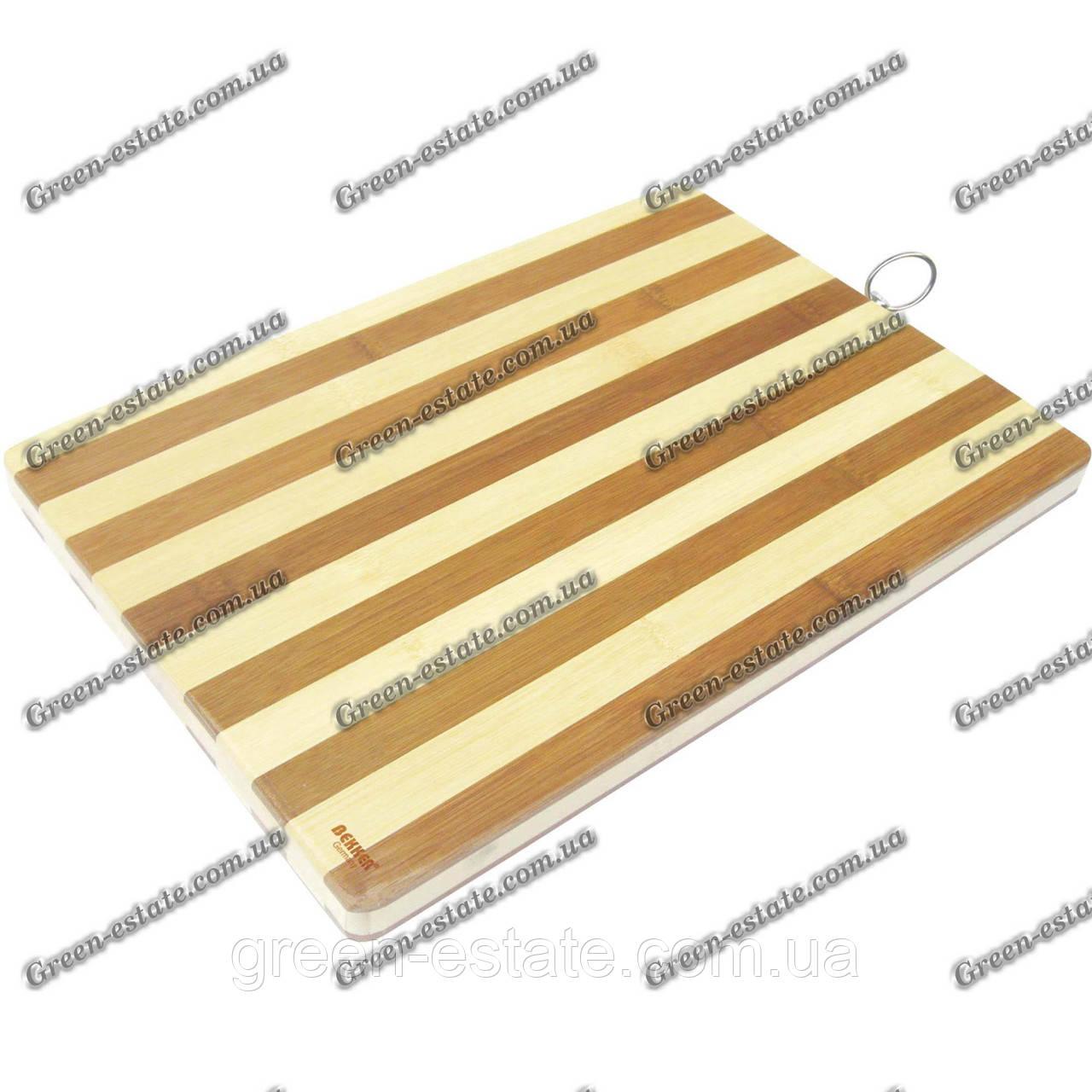 Досточка разделочная бамбук 30*20*0.7