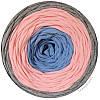 Трикотажная пряжа ART SPACE TRAPILLO, цвет микс 10