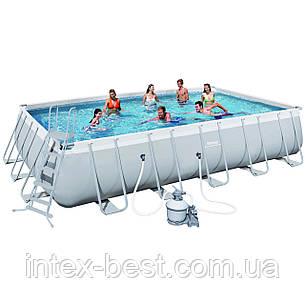 Каркасный Бассейн Bestway 56471 (671х366х132см), фото 2