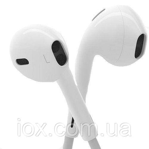 Оригінальні білі навушники Samsung Galaxy S6