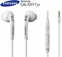 Оригинальные белые наушники Samsung Galaxy S6