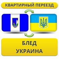 Квартирный Переезд из Бледа в Украину