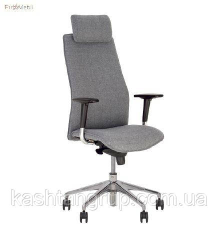 Кресло SOLO R HR steel ES AL33