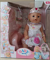 Кукла-пупс Baby Born, Оригинал, девять функций. 8006-6-2.