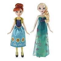 Модная кукла Холодное сердце (в ассорт.) Frozen Hasbro, фото 1