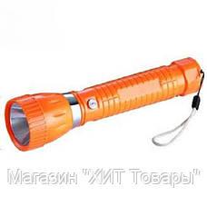 Аккумуляторный ручной Фонарик YJ 230!Опт, фото 3