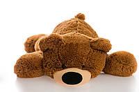 Большая мягкая игрушка медведь Умка 125 см коричневый