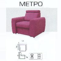 Кресло нераскладное Метро