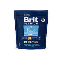Brit Premium Puppies корм для щенков всех пород, 1 кг