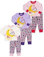 Качественная пижама на девочку Mymmy (2-6 лет)