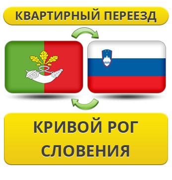 Квартирный Переезд из Кривого Рога в Словению