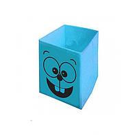 Ящик для хранения игрушек Заяц, 30*30*45 см
