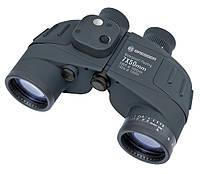 Бинокль для использования на водном пространстве Nautic 7x50 WD Compass синий Bresser 921662.