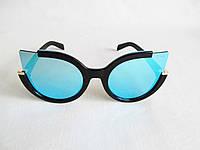 Очки реплика Диор в срезанной оправе, фото 1