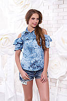 Женская блуза Мираж 1 Arizzo 44-50 размеры