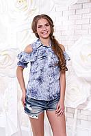 Женская стильная блуза Мираж 2 Arizzo 44-50 размеры