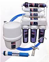 Фильтр для очистки воды - система обратного осмоса RO 7.Мембрама HELIX PRO 75GPD