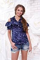 Красивая женская блуза Мираж 7 Arizzo 44-50 размеры