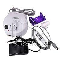 Фрезерная машина Nail Drill Pro ZS-601 на 30 Вт и 35 000 об./мин. (white)