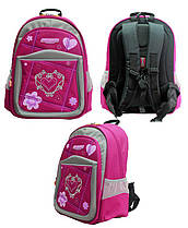 Рюкзак ортопедический Dr.Kong DKS004 S розовый