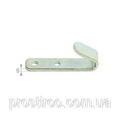 Крючок тентовый плоский 21.20 (металический)