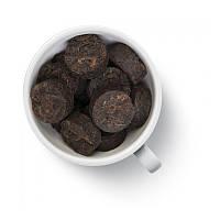 Чай Шу Пуэр прессованный с кофейным зерном то ча 250г