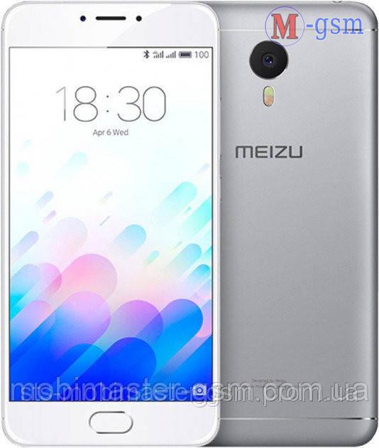 Замена тачскрина (сенсора) Meizu M3 Note