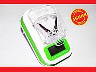 Адаптер HY02 LCD Жабка, зарядное устройство, сетевой адаптер, зарядное устройство адаптер питания, фото 1