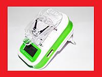 Адаптер HY02 LCD Жабка, зарядное устройство, сетевой адаптер, зарядное устройство адаптер питания , фото 1