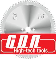 Пила для портативних машин для порізки ДСП, алюмінію, штучного каменю, D = 160 мм (G. D. A. Італія)