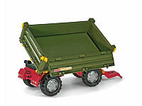 Прицеп «Multi Trailer» 2х осевой Rolly Toys  125005