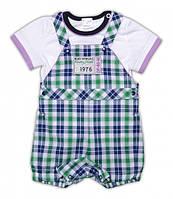 Песочник с футболкой для мальчика 68-86