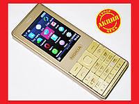 Телефон NOKIA Asha 515 Gold - 2Sim+Cam+BT+FM
