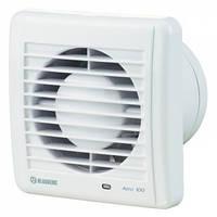 Baluberg Aero 150_SH, бытовой вентилятор с шнурковым выключателем, таймером и датчиком влажности
