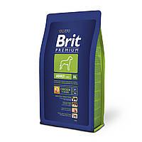Brit Premium Adult Extra Large корм для собак гігантських порід, 3 кг