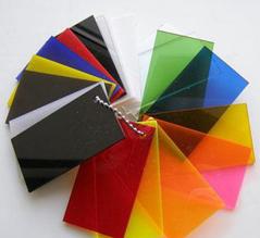 Монолитный  поликарбонат Borrex 2мм цветной(бронза)