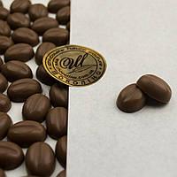 """Кондитерский декор """"Кофейные зерна"""" из молочного классического сырья, фото 1"""