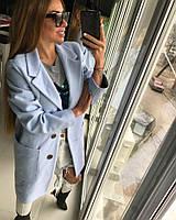 Женское пальто букле( ЗЕФЕР)