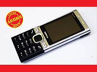 """Телефон Nokia Asha 102 Черный - Экран 2.6"""" Металл"""