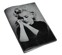 Обложка на паспорт -Мерлин Монро -