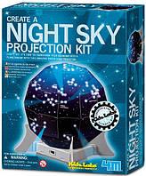 Набор 4М Лампа Проектор созвездий (00-13233)