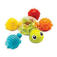 Развивающая игрушка-конструктор Черепашки, Sensory
